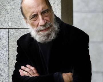 El poeta chileno Raúl Zurita, en 2015.