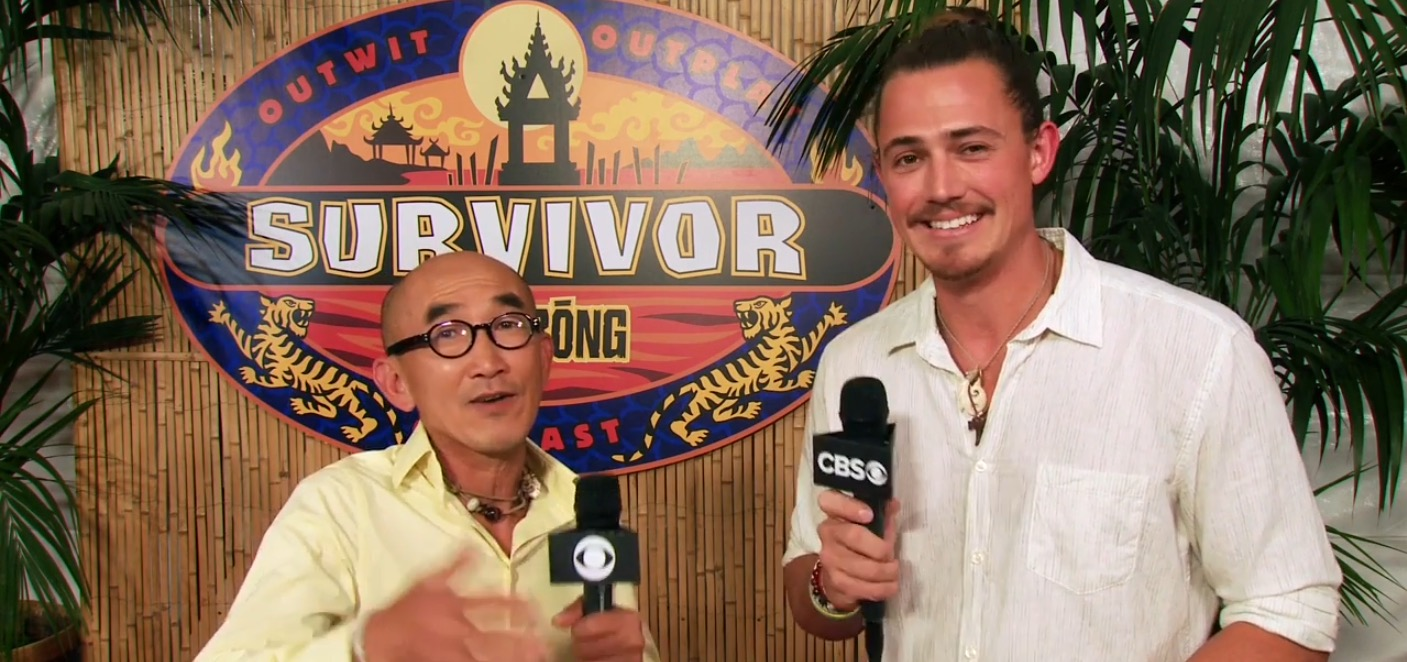 Survivor Kaôh Rōng, Season 32 – Tai Trang Interviewed by Joe Anglim
