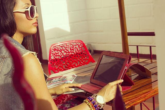 Utilizzare il Tablet per lavoro per risparmiare tempo e energia Lifestyle