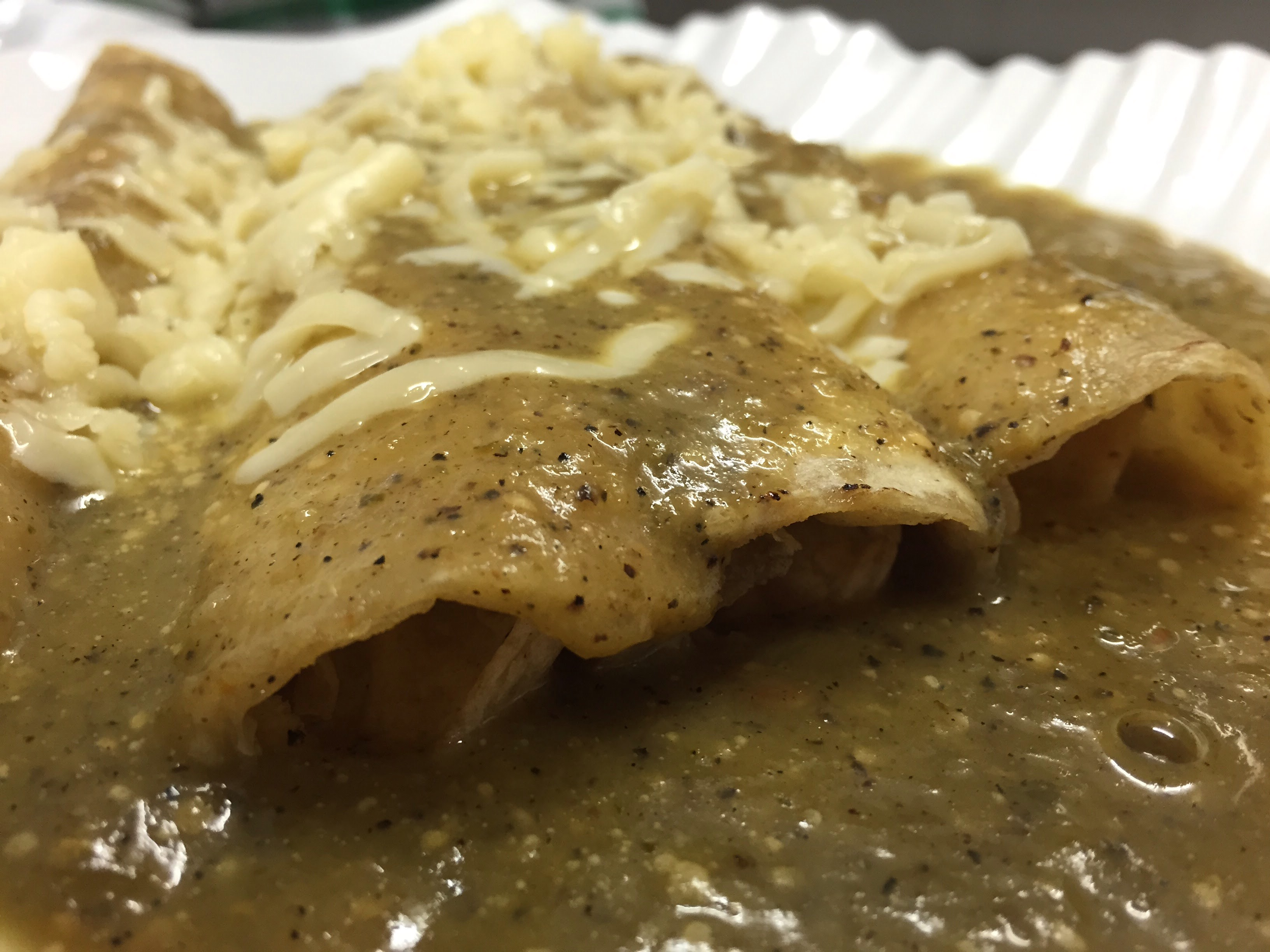 Enchilada de Queso, colazione o pranzo spetta a te la scelta Food and Beverage