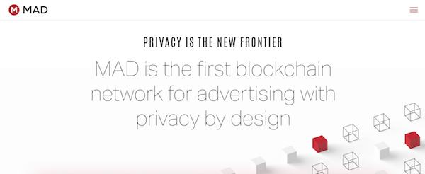 Mad Network Blockchain Adtech