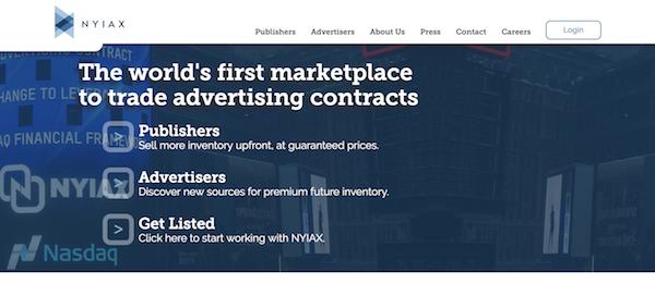Nyiax Blockchain Adtech